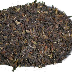 unaromatisierter Schwarzer Tee