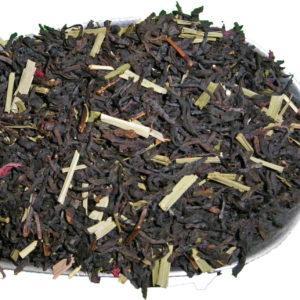 aromatisierter schwarzer Tee
