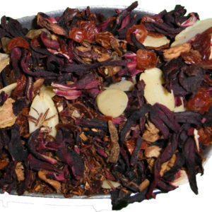 aromatisierter Früchtetee
