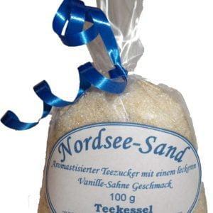 Nordseesand Teezucker Teekessel.org
