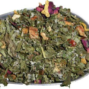 aromatisierter Kräutertee